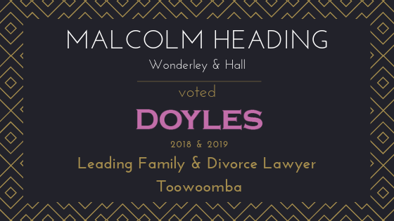 Doyles Guide | Malcolm Heading | Toowoomba Lawyers | Family Law